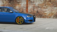 Old - skool, new's cool. (edwardrogers128) Tags: forza horizon motorsport racing simulation games cars engines audi