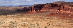 Hite Outpost (arbyreed) Tags: arbyreed landscape redrock hite hiteoutpost overlook sandstone sanjuancountyutah