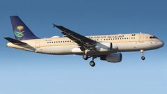 Airbus A320-214 HZ-ASA Saudi Arabian Airlines (William Musculus) Tags: plane spotting airplane aviation airport flughafen frankfurt am main rhein frankfurtmain fraport fra eddf william musculus hzasa saudi arabian airlines airbus a320214 a320200 sv sva