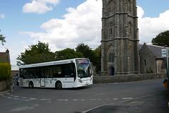 YX17NRN C T Plus 1200 (neiljennings51) Tags: bristol dundry ct plus community transport bct psv 672 blagdon somerset