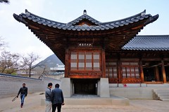 Gyeongbok Gung (Palace) - Seoul, South Korea (John Meckley) Tags: seoul palace southkorea travel 서울