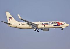 OM-JEX (QC PHOTOGRAPHY) Tags: antalya airport turkey travel service b737800wl omjex