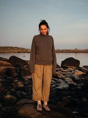 (JC.Murphy) Tags: scandinavia olympus omd em5ii zuiko 1240mm 28 pro olympusmzuikodigitaled1240mmf28pro sweden sverige varberg träslövsläge beach coast sea nordic miruna vsco dusk goldenhour sunset
