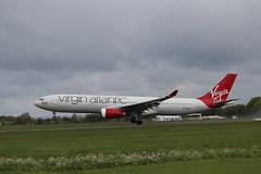 Virgin Atlantic G-VKSS BFS 20/05/19 (ethana23) Tags: planes aviation aeroplane aircraft airplane avgeek planespotting virginatlantic virgin atlantic airbus a330 a330300