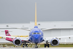 DSC_4120Pwm (T.O. Images) Tags: southwest airlines boeing 737 fll fort lauderdale