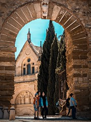 Antequera (lauracastillo5) Tags: city cityscape architecture old building people urban spain antequera sky blue tourist travel trees
