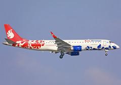 4K-AZ65 (QC PHOTOGRAPHY) Tags: antalya airport turkey august 1st 2018 buta airways embraer erj190 4kaz65