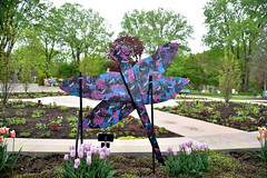 JIM_2869 (James J. Novotny) Tags: dragonflies sculptures sculpture d750 nikon rotarygarden rotarybotanicalgardens gardens garden gardenbotanical unlimitedphotos unlimiedphotos unlimited art artwork