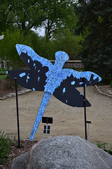 JIM_2661 (James J. Novotny) Tags: dragonflies sculptures sculpture d750 nikon rotarygarden rotarybotanicalgardens gardens garden gardenbotanical unlimitedphotos unlimiedphotos unlimited art artwork