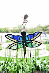 JIM_2635 (James J. Novotny) Tags: dragonflies sculptures sculpture d750 nikon rotarygarden rotarybotanicalgardens gardens garden gardenbotanical unlimitedphotos unlimiedphotos unlimited art artwork