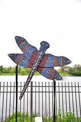 JIM_2624 (James J. Novotny) Tags: dragonflies sculptures sculpture d750 nikon rotarygarden rotarybotanicalgardens gardens garden gardenbotanical unlimitedphotos unlimiedphotos unlimited art artwork