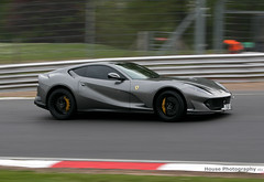Ferrari 812 Superfast ({House} Photography) Tags: ferrari supercar passione customer training exotic car automotive brands hatch uk kent fawkham track circuit indy housephotography timothyhouse canon 70d panning 70200 f4 812 superfast