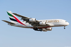 A6-EDW (Andras Regos) Tags: aviation aircraft plane fly airport lhr egll heathrow approach landing emirates airbus a380 a388 superjumbo