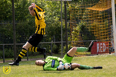 Baardwijk - DESK (2019) (24 van 61) (v.v. Baardwijk) Tags: baardwijk desk waalwijk voetbal competitie knvb 3eklasseb seizoen20182019 sportparkolympia canon80d fotografie migefotografie