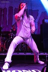Andrew W.K. (Elisabeth Martel) Tags: pouzzafest pouzza 9 montreal mtl punk rock music concert festival live stage lost love against me andrew wk badcopbadcop big d kids table direct hit guerilla poubelle planet smashers strung out subb