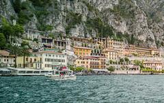 Lemonie - Lake Garda. Amazing Part Of Lake Garda. Boat across the Lake from Malcesine to here. (william_young81@yahoo.co.uk) Tags: lemonie lakegarda lakes lake italian italy seascapephotography seascape tourism travelphotography travel huawiep20pro mobilephotography landscapes landscapephotography