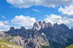 Cima d'Auronzo 2918 mslm (luca.cadez) Tags: dolomitidisesto paesaggi