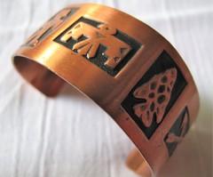HMM ~ Copper edition (karma (Karen)) Tags: macromondays hmm copper texture htt