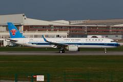 D-AYAQ_A321N_XFW_29MAR19 (Plane Shots) Tags: a321neo chinasouthern edhi jetliner xfw dayaq b303l