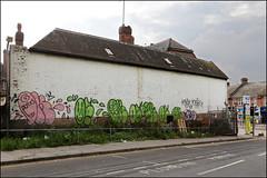 Oker / Ofske / Name26 (Alex Ellison) Tags: name name26 smc dds oker gsd ofske lwi southlondon urban graffiti graff boobs