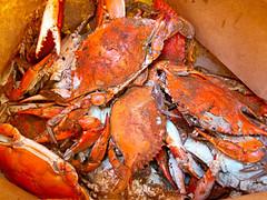 blue-crabs (machiko_nyc) Tags: eatyourworld eatyourworldcom local traditional regional food dishes drinks