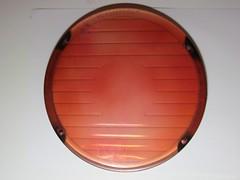 CORNING REG PAT OFF MADE IN U.S.A. 8 3/8 D  10°   DEFL FLAT CG (brian.m.rule241) Tags: corning reg pat off made in usa 8 38 d 10° defl flat cg