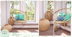N21 - Ariskea - Zulu (ariskea) Tags: ariskea weave summer cute crochet new furniture chair boho