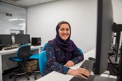 PROFILE: Zahra Jadidi (QUT Science and Engineering Faculty) Tags: qut sef sblock eecs schoolofelectricalengineeringandcomputerscience womeninstem inside