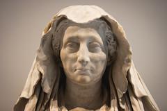 (AAcerbo) Tags: themetropolitanmuseumofart manhattan newyorkcity nyc statue bust art sculpture marble head portrait
