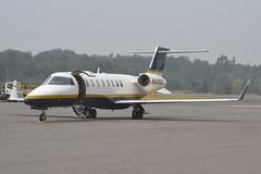 N435DC (LAXSPOTTER97) Tags: n435dc bombardier learjet 45 xr cn 45249 guardian flight llc airport aviation kbli airplane