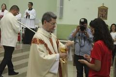 18_mai 2019 CRISMA_Matriz 18h (148) (Paroquia São Benedito/Bauru) Tags: crisma confirmação domrubens bispo diocese sãobenedito sacramento