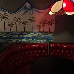 Austin, Texas (jericl cat) Tags: austin texas roadtrip shangrila dive bar lounge booth nightclub cocktail
