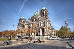 Berlin Cathedral (Postcards) (Abariltur) Tags: abariltur castellón spain nikond90 afsdxnikkor1024mmf3545ged berlin berlincathedral berlinerdom evangelicalsupremeparishandcollegiatechurchinberlin museumislandinthemitteborough spreeriver lustgarten germany