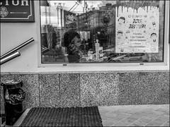 17dre0315 (dmitryzhkov) Tags: urban city everyday public place outdoor life human social stranger documentary photojournalism candid street dmitryryzhkov moscow russia streetphotography people man mankind humanity bw blackandwhite monochrome