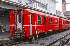 20020926-003 Rhätische Bahn (Wim van der Ent) Tags: rhätischebahn rhb davos graubünden zwitserland dieschweiz