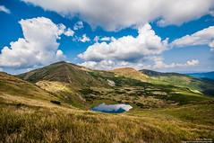 Nesamovyte Lake / Озеро Несамовите (Kochum) Tags: nikon d90 sigma1020 1020 nature mountains carpathians lake clouds cloudsstormssunsetssunrises природа горы карпаты карпати озеро облака хмари