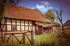 old barn / alter Stall (Viewfreeze) Tags: orte stall scheune bauernhof land dorf apelnstedt
