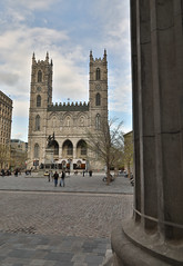 Cathedrale Notre Dame (twomphotos) Tags: montreal quebec qc canada urban life