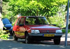 1992 Peugeot 205 Colorline 1.8 D Commerciale (rvandermaar) Tags: 1992 peugeot 205 colorline 18 d commerciale van peugeot205 sidecode4 grijskenteken vs47nl