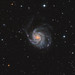 M101 - Pinwheel Galaxy - LRGB