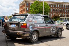 #85 NiemiJr-Krumbach 1987 VolkswagenGolfGTI-2 (rickstratman26) Tags: sofr southern ohio forest rally car cars racecar racecars racing rallying motorsport motorsports volkswagen golf gti