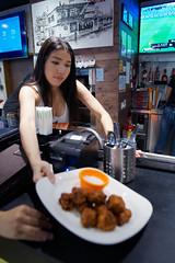 Yummy! (Asiacamera) Tags: asiacamera bangkok thailand hooters sexy thai girl model