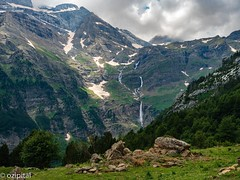 Ordesa Monte Perdido-2 (ozipital) Tags: europe monteperdido ordesa pyrenees spain landscape mountains nationalpark scenery