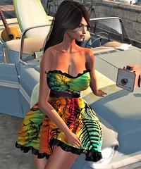BYRNE@SWANK May 2019 (Geoffrey Firehawk MR V♛ Belgium 2014) Tags: sl secondlife event swank byrne dress mesh tropical sexy avatar attitude fashion fashionpixel femalewear femaleclothing female model modeling mode mannequin nicesim bajanorte