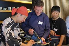 19-05-2019 BJA Kaiseki Workshop with Chef Kamo and Chef Suetsugu - DSC00623
