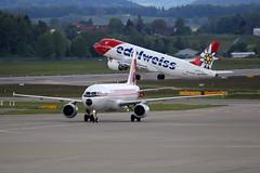 Air Malta Airbus A320-214 9H-AEI  Retro colours (M. Oertle) Tags: airmalta airbus a320214 9haei retrocolours