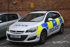 PO65 CFF (S11 AUN) Tags: lancashire constabulary vauxhall astra estate police panda car incident response vehicle irv patrol 999 emergency po65cff