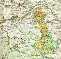 New Map #30 (The Grand Collage) Tags: map fantasy france great britain united kingdom england scotland wales italy italian french