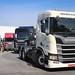 Visita às instalações da Scania
