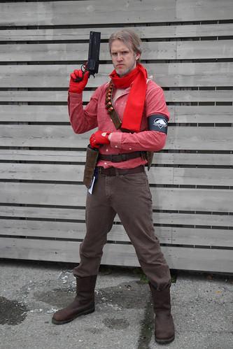 Revolver Ocelot - Metal Gear Solid V